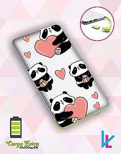 Carregador Portátil - Pandas