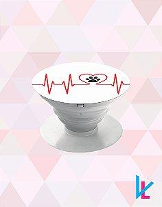 Pop Socket - Cardio Coração