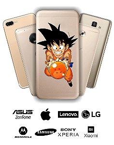 Capinha - Dragon Ball 3 Goku
