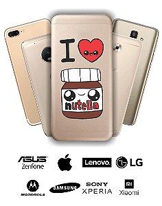 Capinha - I Love Nutella