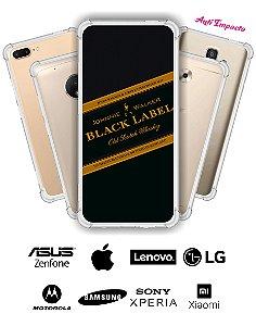 Capinha Anti Impacto - Black Label