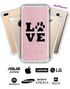 Capinha Anti Impacto - Love Pet