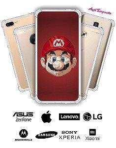 Capinha Anti Impacto - Super Mario