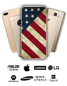 Capinha - Bandeira EUA