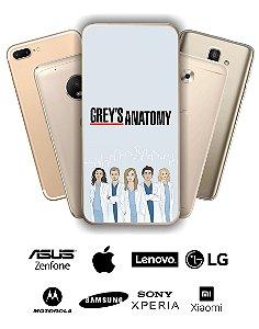 Capinha - Greys Anatomy