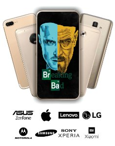 Capinha - Breaking Bad