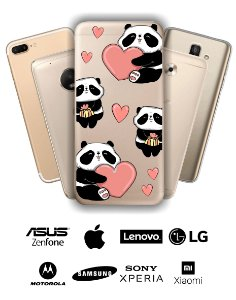 Capinha - Pandas