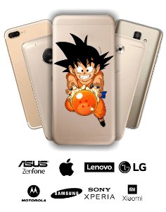 Capinha - Dragon Ball 3 Goku