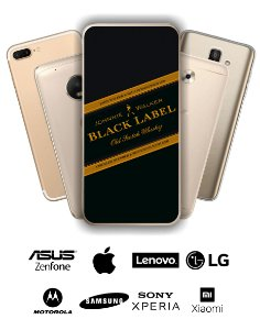 Capinha - Black Label