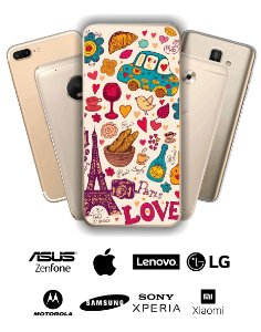 Capinha - Love Paris 2
