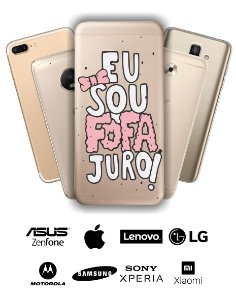 Capinha - Sou fofa