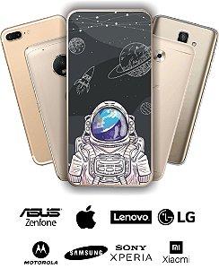 Capinha - Astronauta universo
