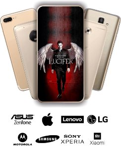 Capinha - Série Lucifer