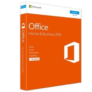 Office Home and Business 2016 FPP- Microsoft T5D-02270