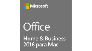 Office Home and Business 2016 MAC - Download ESD