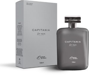 Capitania For Men Deo Colônia 100 ml
