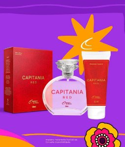 Capitania Red KIT 50 ml