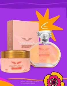 Capitania Woman KIT 100 ml