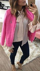 Casaco Paris Pink