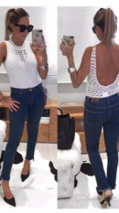 Calça Jeans Skinny Yasmin
