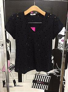 T-Shirt Furadinha