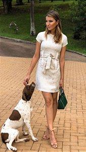 Vestido Tweed Madri
