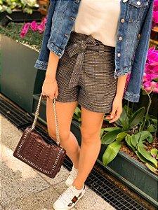 Shorts Tweed Jersey
