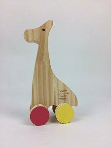 Zuki a Girafa