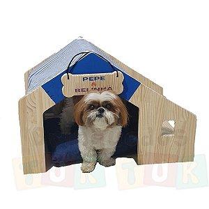 Casa TukTuk para Pet I