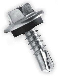 Parafuso Brocante Arruela Fixa CH. 5/16 12-14 X ¾