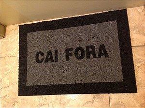 Capacho Cai Fora