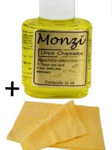 KIT Monzi 35ml + Flanela Mágica
