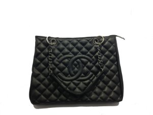 Bolsa Chanel Shopper Lambskin