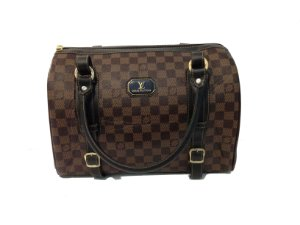Bolsa baú louis vuitton canvan monogram