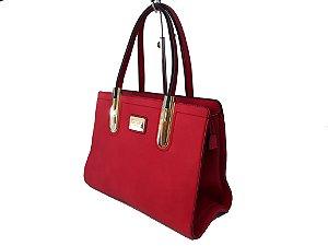 Bolsa Veryrio vermelha VR1661