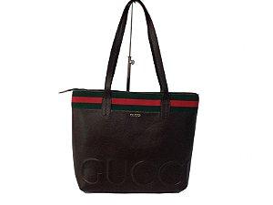 Bolsa Gucci cor marrom