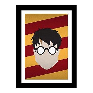 Quadro Decorativo em MDF Filme Harry Potter