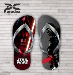 Chinelo Personalizado - Star Wars  - Ref. 03200