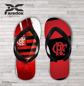 Chinelo Personalizado - Flamengo  - Ref. 03600