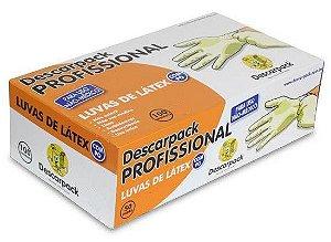 Luva em Látex Profissional Uso Não Médico - Descarpack