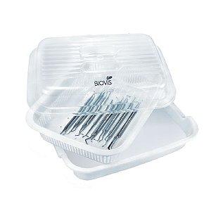 e8d10fdcc BIOFIO - Dispenser de Fio Dental - Biovis - Bioshop Produtos Médicos