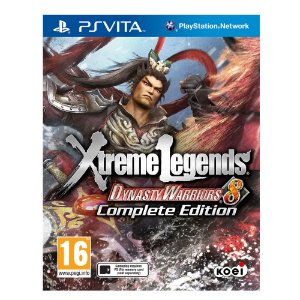 Jogo Dynasty Warriors 8: Xtreme Legends Complete Edition - PS Vita