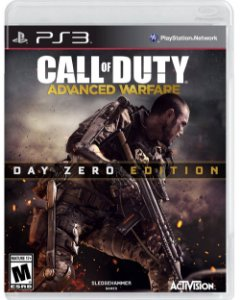 Jogo Call of Duty: Advanced Warfare Day Zero Edition - PS3