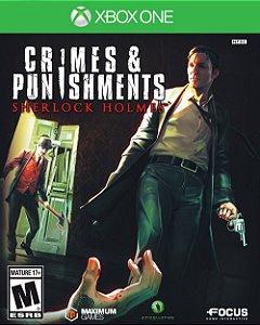 Jogo Crimes & Punishments - Xbox One