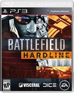 Jogo Battlefield: Hardline - PS3