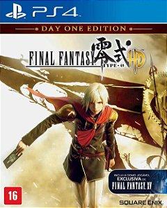 Jogo Final Fantasy: Type 0 Hd - PS4