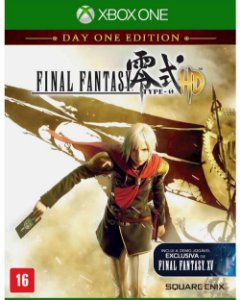 Jogo Final Fantasy: Type 0 Hd - Xbox One