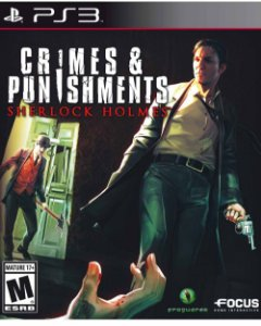 Jogo Crimes & Punishments - PS3