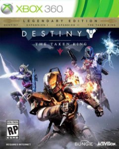 Jogo Destiny: The Taken King Edição Lendária - Xbox 360
