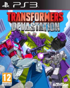 Jogo Transformers: Devastation - PS3